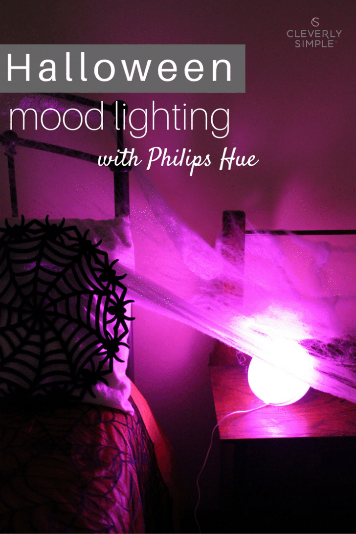 halloween-mood-lighting-with-philips-hue-lights-automatic- & Halloween Mood Lighting with Philips Hue - Simple Recipes DIY ...