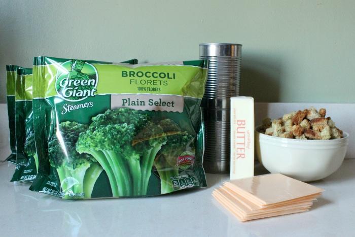 easy broccoli casserole 1