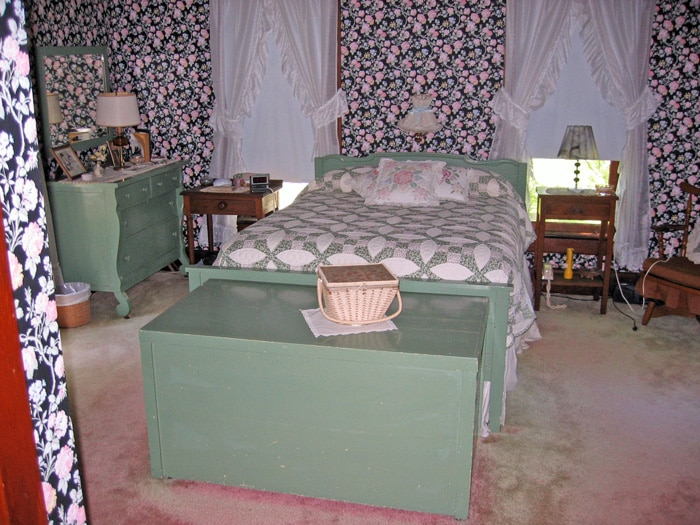 Bedroom Renovation Before And After farmhouse master bedroom renovation : before & after - simple