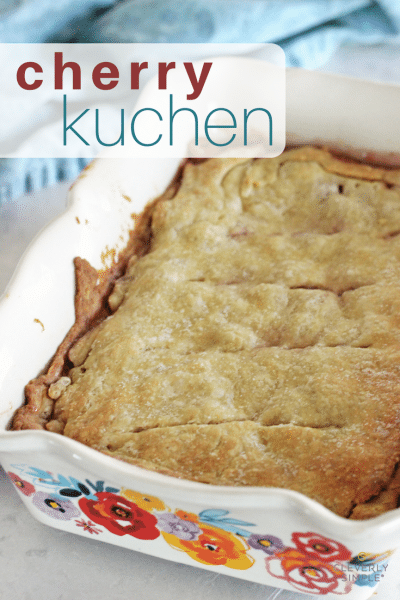 cherry kuchen recipe