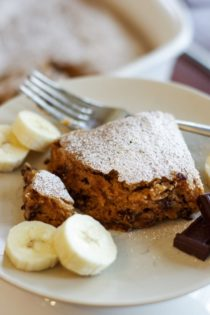 The Best Banana Cake Recipe