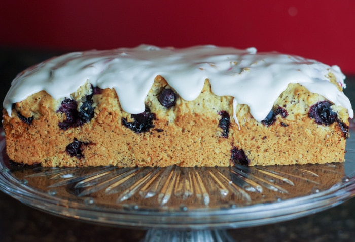 Lemon Blueberry Poppy Seed Bread-10