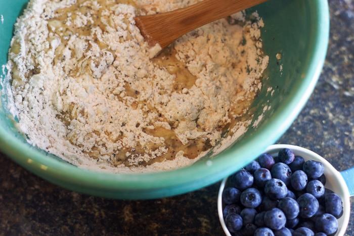 Lemon Blueberry Poppy Seed Bread-6