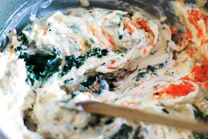 best spinach dip-13