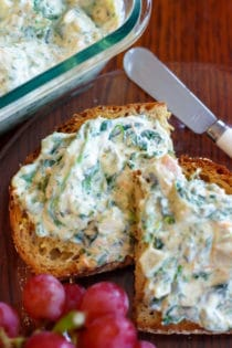 The Best Spinach Dip Recipe