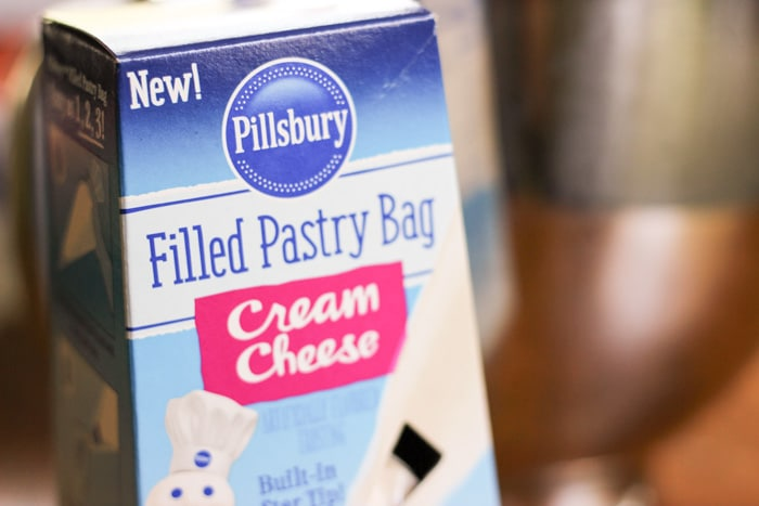 pillsbury icing