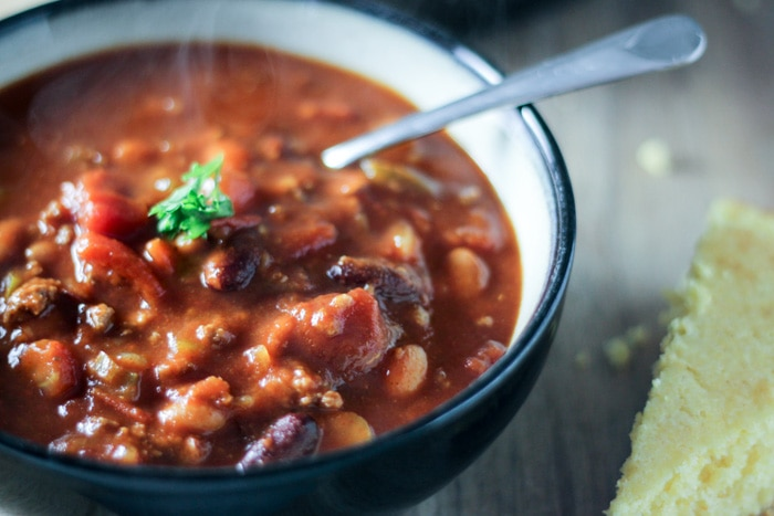 simple chili recipe