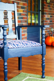 DIY Painted Furniture for Your Porch