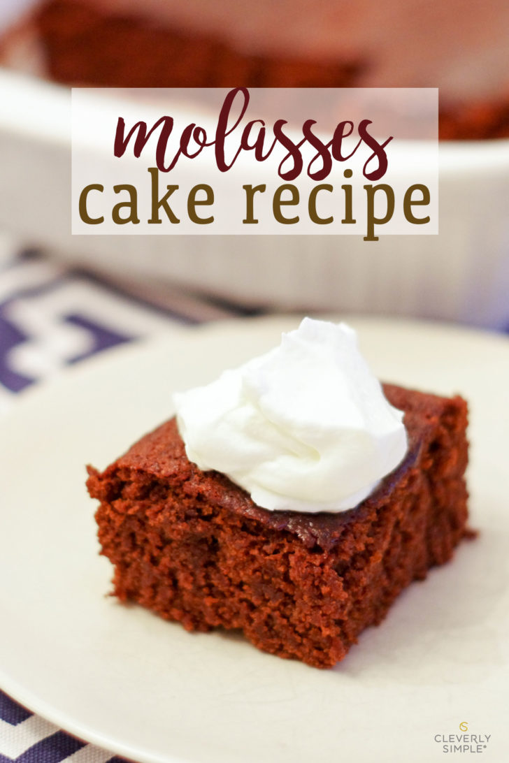 The best molasses cake recipe combining, coffee, pumpkin and molasses.
