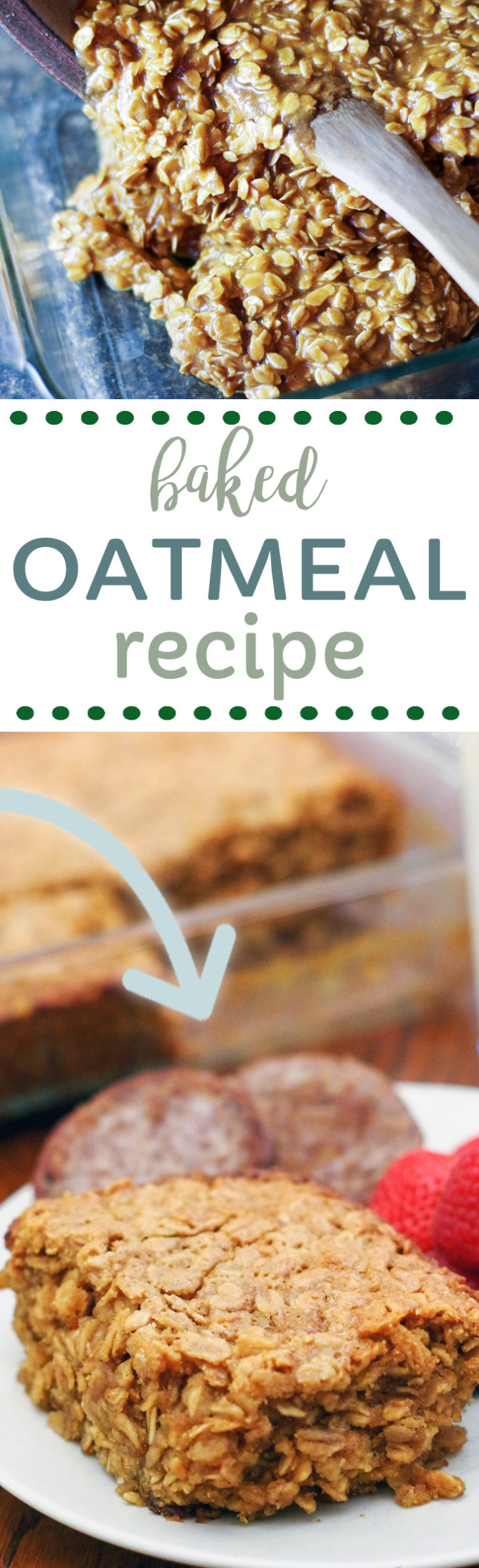 The best easy baked oatmeal recipe
