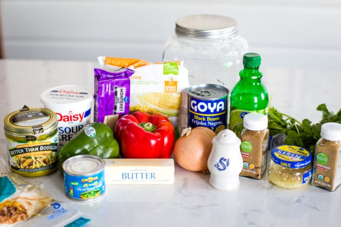 enchiladas ingredients
