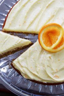 Cream Cheese Orange Frosting