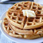 how to make Belgian Waffles