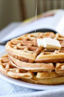 Belgian Waffle Recipe + Taste of Home Subscription Box