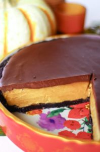 no bake peanut butter pie recipe