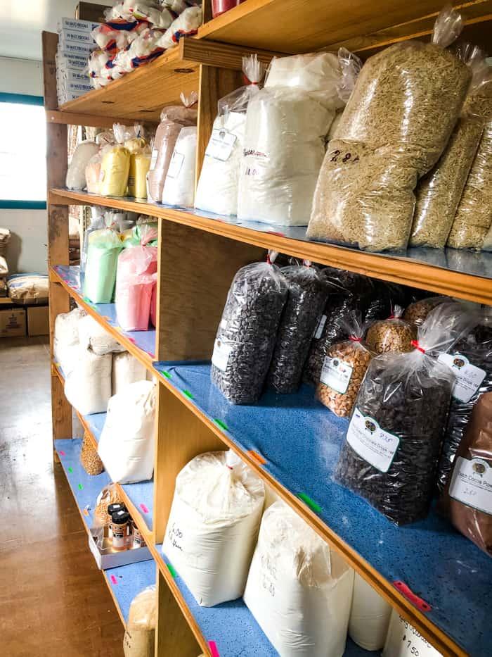 amish bulk food store