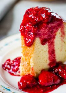 raspberry sauce recipe for ice scream pancakes cheesecake cake