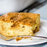how to make easy sour cream coffee cake recipe
