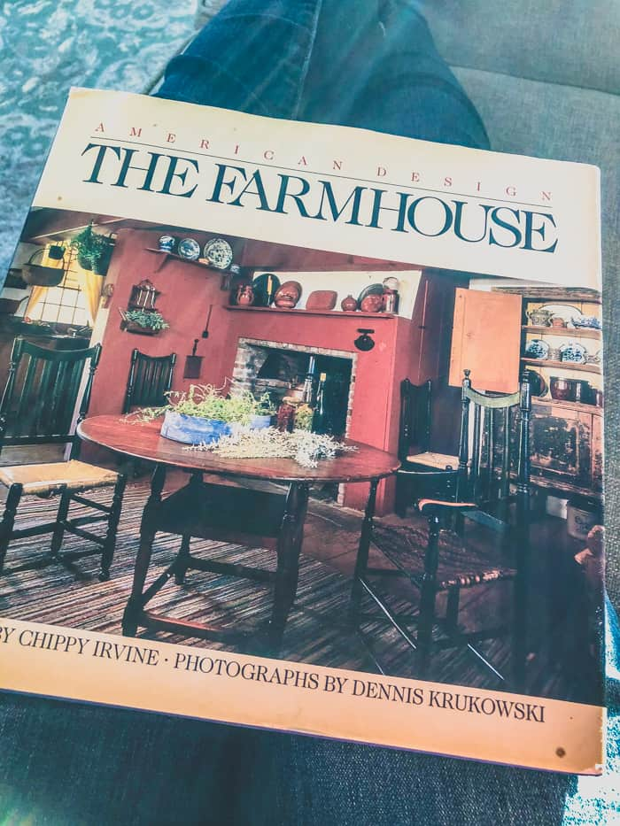 farmhouse book