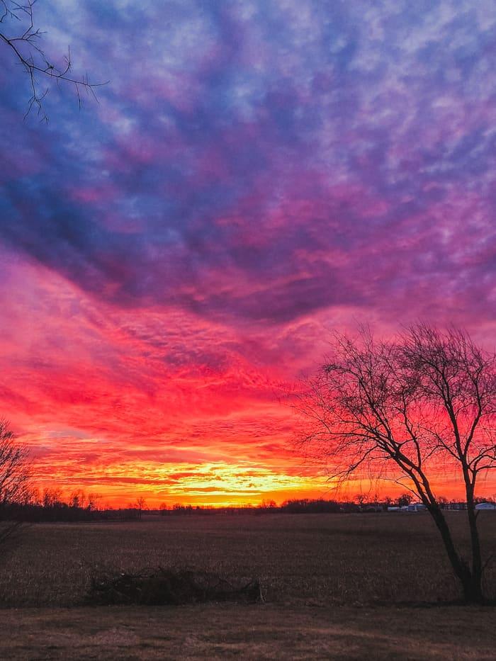 sunrise Ohio
