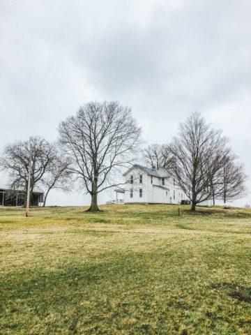 farmhouse Ohio