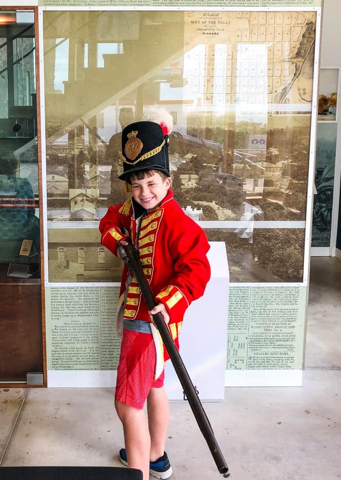 Niagara Falls Museum