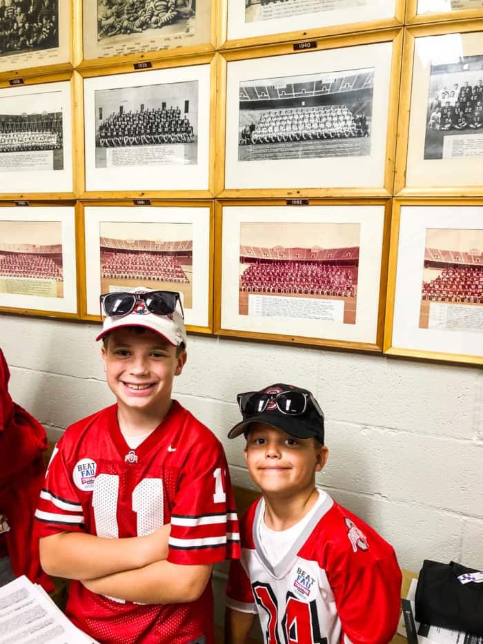 boys at Ohio State