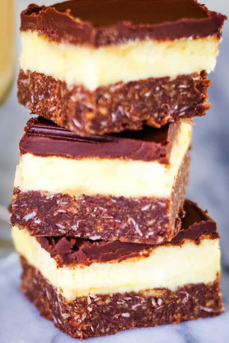 napoleon creme squares