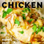 baked maple glazed chicken recipe