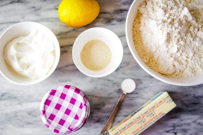 ingredients for fry pies