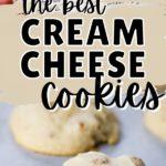 The Best Cream Cheese Cookies