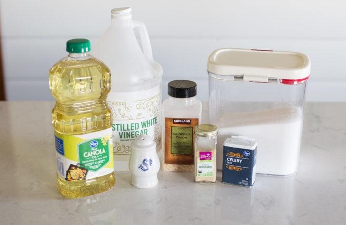 celery seed dressing ingredients